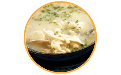 Zupa z indyka